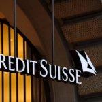 Открытие лимитных ордеров банком Credit Suisse
