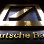 Торговые распоряжения банка Deutsche Bank