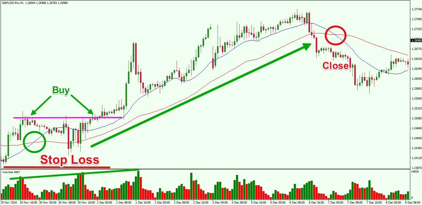 Indicators-FX-Trading-Strategy